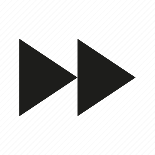 next, video icon
