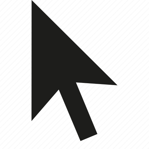 arrow, mouse icon
