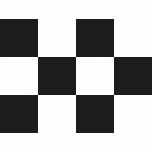 flag, grid icon