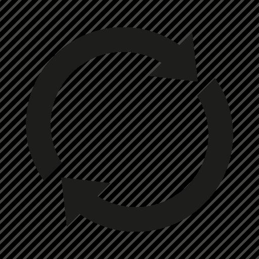 blank, refresh icon