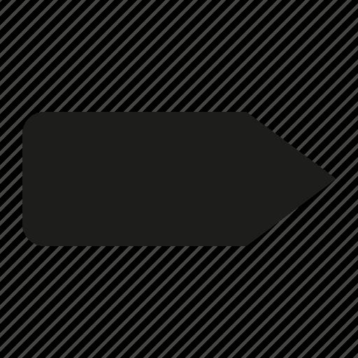 arrow, next icon