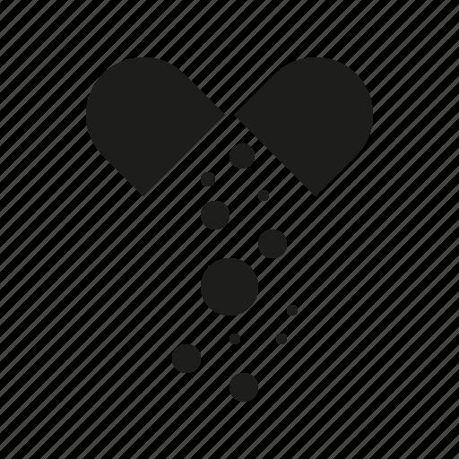 capsule, open icon