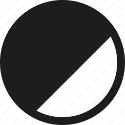 circle, mask icon