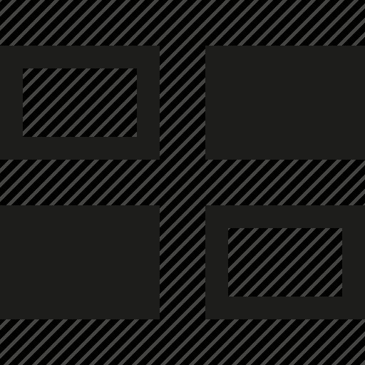 highlight, square icon