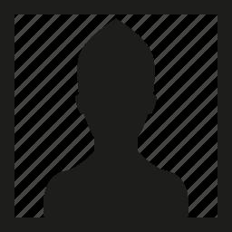 frame, user icon