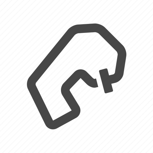 car, control, round, transmission icon