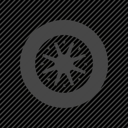 racing, rubber, rubber tire, rubber wheel, tire, wheel icon