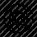 discrimination, globe, handshake, piece, pigeon, puzzle, scale icon