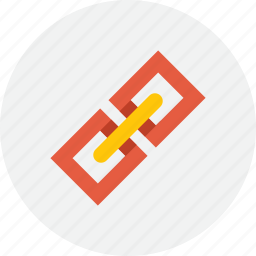 href, link, series, url icon