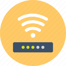 connect, connected, network, wifi icon