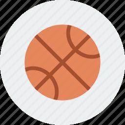 ball, basket, game, sport icon