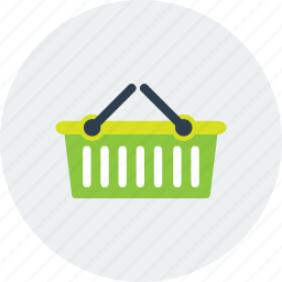basket, goods, shop, shopping icon