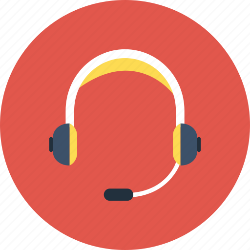 communication, contact, headphone, help, support icon