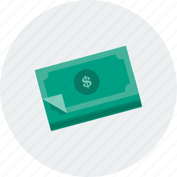 cash, funds, money, pay, payment icon