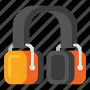 headphones, hearing, protection