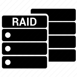 box, hardware, raid, section icon