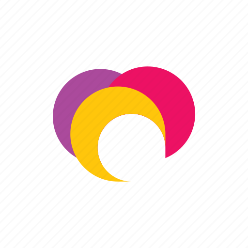 Abstract, colorful, rainbow icon - Download on Iconfinder
