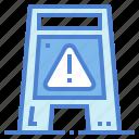 floor, signal, signaling, warning, wet