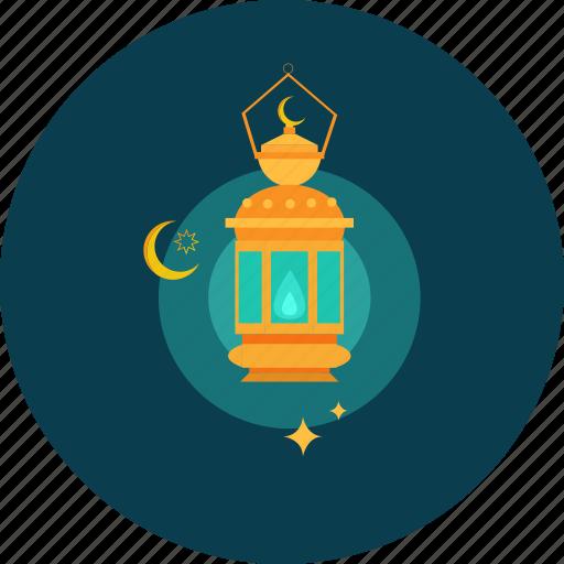 Antique, eid, islam, lantern, ramadan, religion, vintage icon - Download on Iconfinder