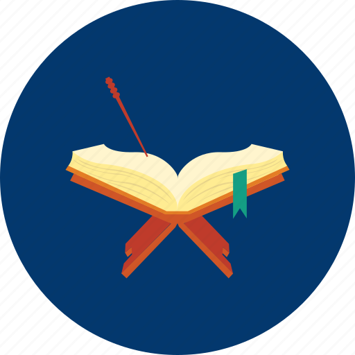 Bible, book, eid, islam, object, ramadan, religion icon - Download on Iconfinder