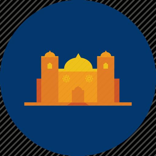 building, eid, islam, mosque, pray, ramadan, religion icon