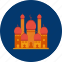 building, eid, islam, mosque, pray, ramadan, religion icon