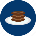 cake, eid, food, islam, meal, ramadan, religion icon