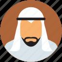 arab sheikh, arabian man, muslim, ramadan, saudi arabia