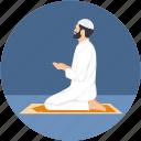 dua, islam, man, muslim, people, pray, ramadan