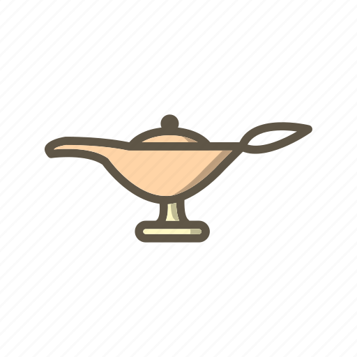 Energy, lamp, aladin icon - Download on Iconfinder