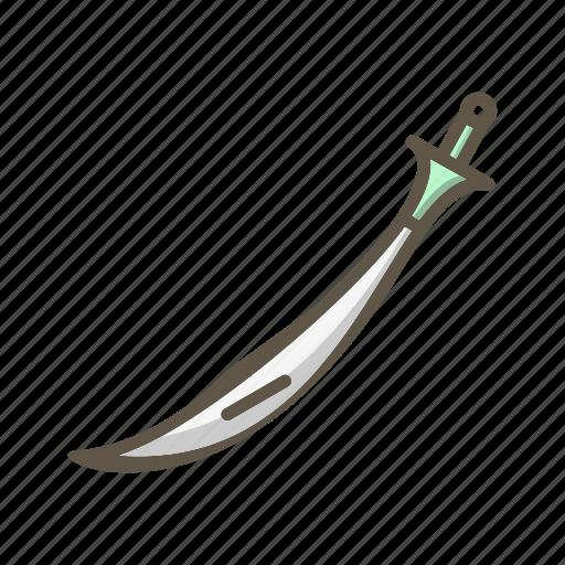 fight, sword, war icon