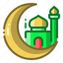 ramadan, islam, islamic, moon, mosque