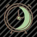 clock, fast, fasting, ramadan, watch icon