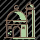 eid, islam, islamic place, mosque, muslim, pray, ramadan icon