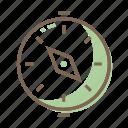 arab, compass, kabah, madinah, makah, mekah, qibla, ramadan, saudi arabia icon