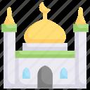 eid, fasting, islam, minaret, mosque, muslim, ramadan icon