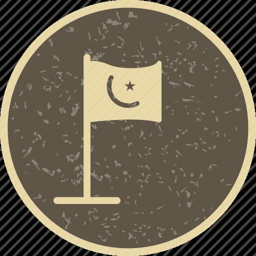 flag, islamic, islamic flag icon