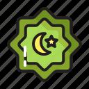 fasting, kareem, moon, moslem, mosque, star, ramadan