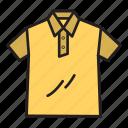 apparel, cloth, garment, shirt icon