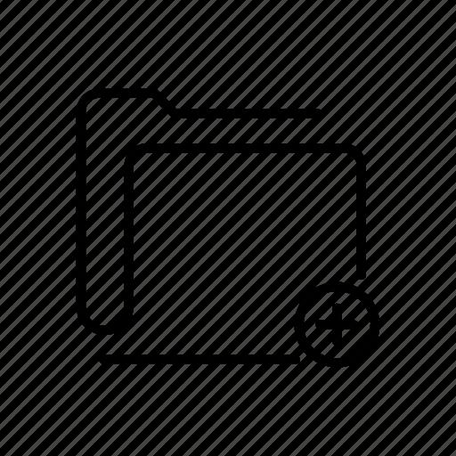 add, data, file, folder, new icon