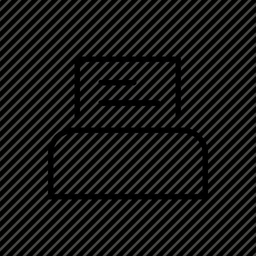 doc, envelope, folder, inbox, letter icon