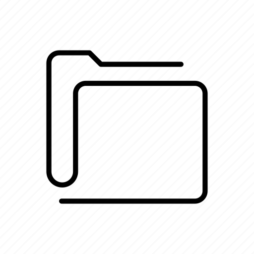 data, doc, file, folder, holder, storage icon