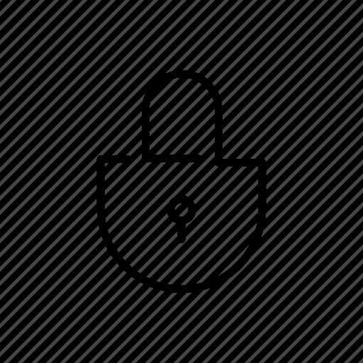 key, lock, locked, password, security icon