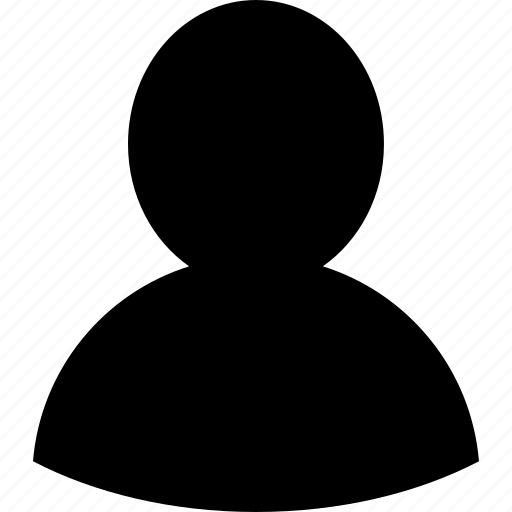 account, female, male, man, person, profile, raw, simple, user, users icon