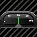auto, board, car, mount, speed, speedometer icon