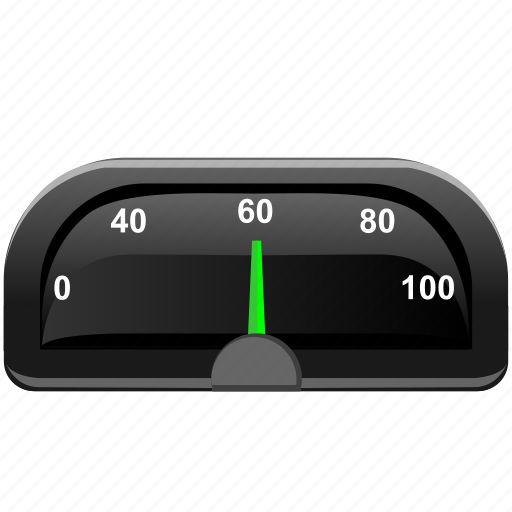 auto, board, car, mount, speed, speedometer icon