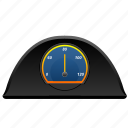 auto, board, car, rapid, speed, speedometer icon