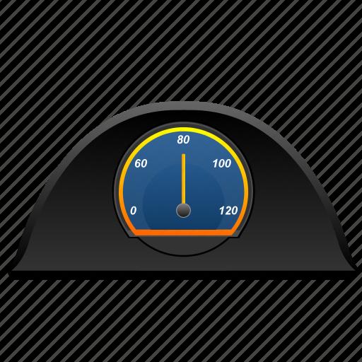 auto, board, car, rapid, speed, speedometer icon