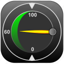 app, future, rapid, speed, speedometer icon