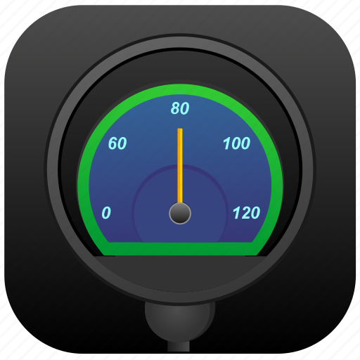 app, auto, control, rapid, speed, ui icon